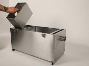 دستگاه چربی گیر خانگی Grease trap