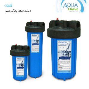 سیستم تصفیه آب ورودی منازل