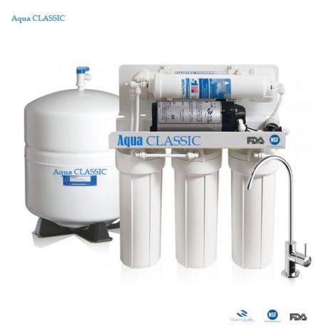 دستگاه تصفیه آب خانگی ۵ فیلتر اسمز معکوس Aqua Classic