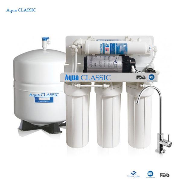 دستگاه تصفیه آب خانگی 5 فیلتر اسمز معکوس Aqua Classic