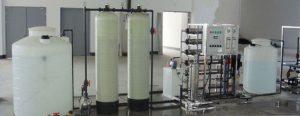 دستگاه تصفیه آب صنعتی و آب شیرین کن دریا